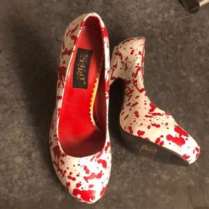 Costume Zombie Shoes